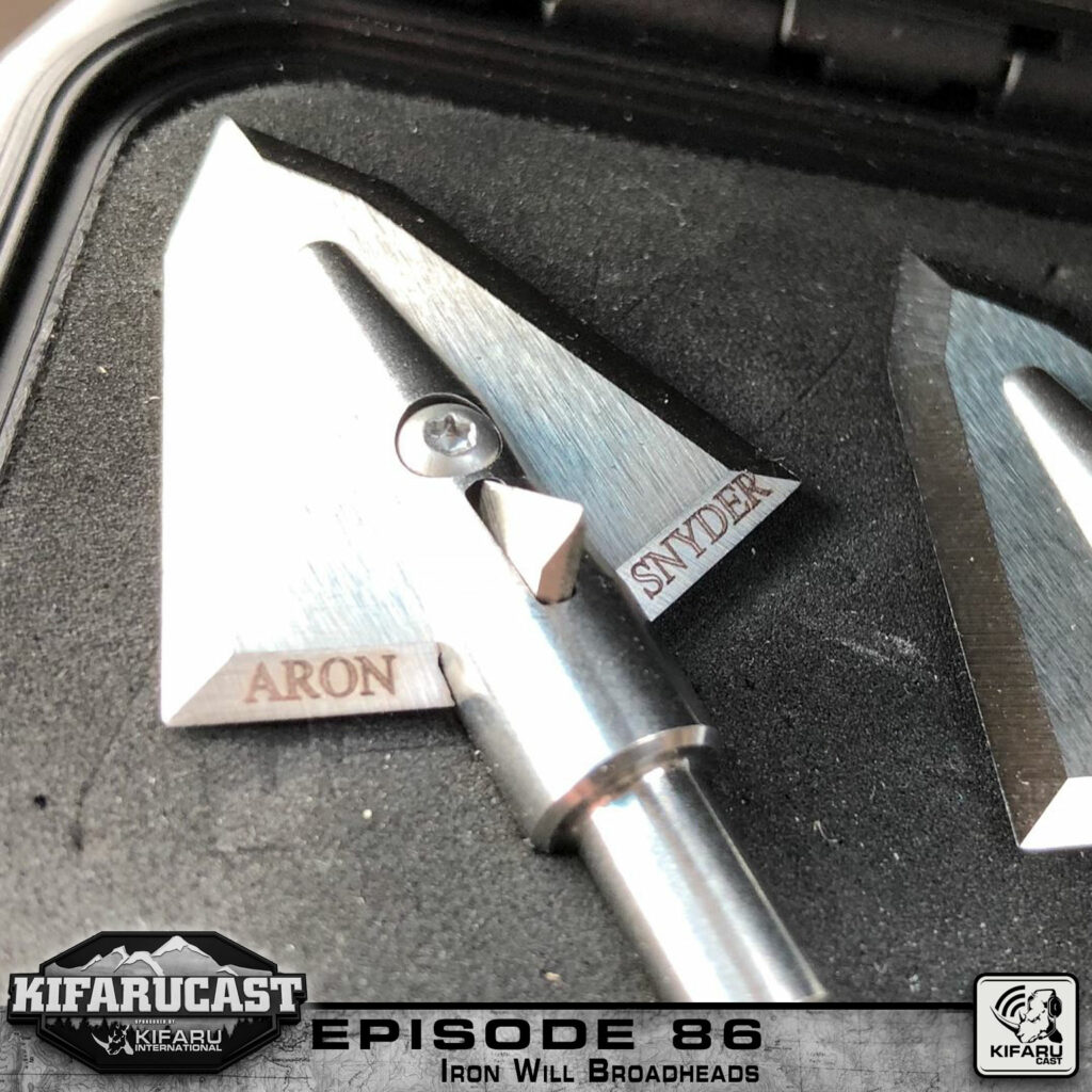 Iron Will Broadheads