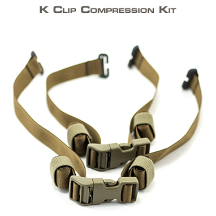 Guide Lid and Compression Kits Straps