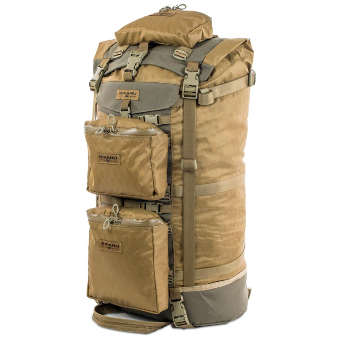 Kifaru International Muskeg (Bag Only) Photo Packed with Additional Accessories