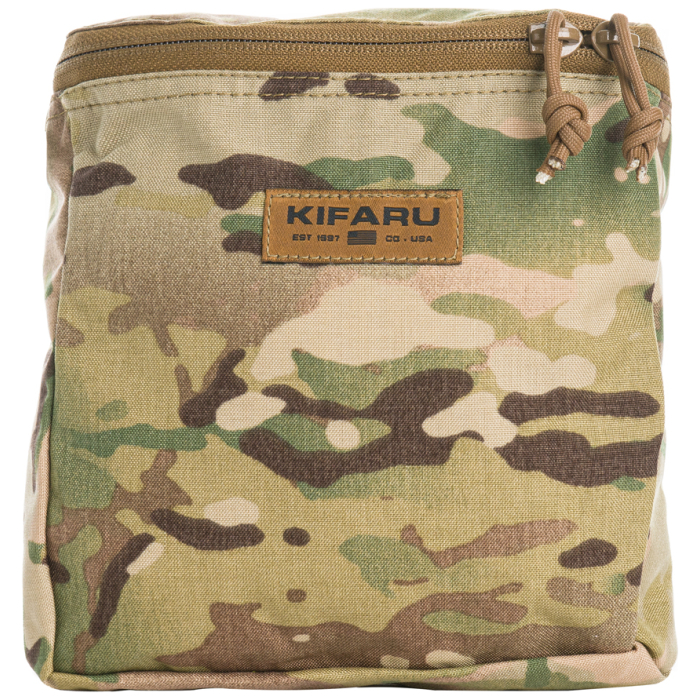 Large Belt Pouch Multicam