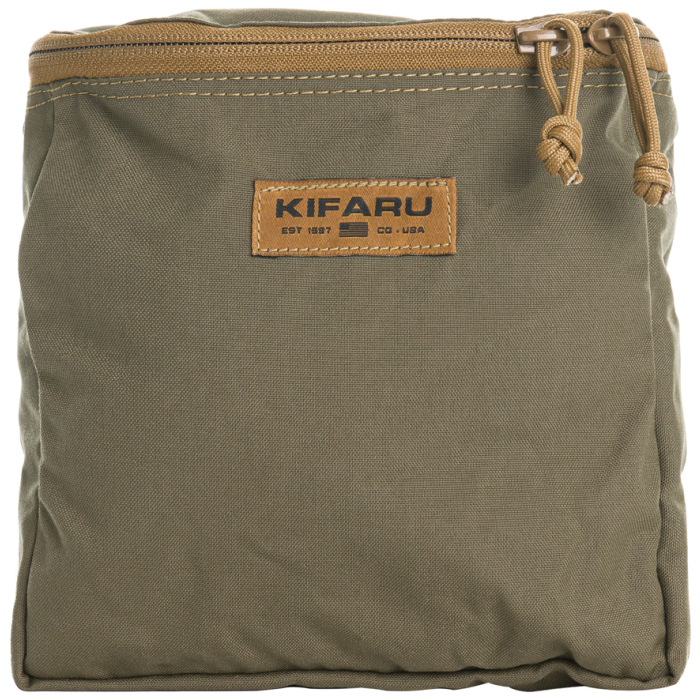 Large Belt Pouch Ranger Green