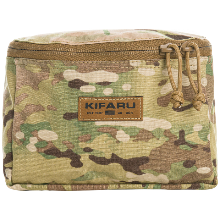 Medium Belt Pouch Multicam