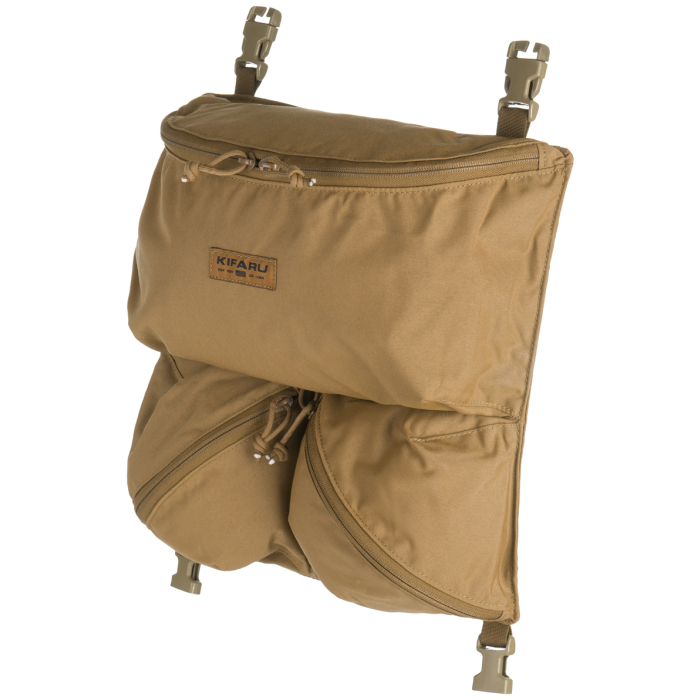 Organizer Guide Lid Coyote Brown