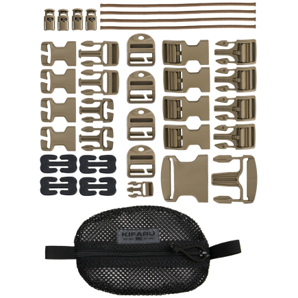 Repair Kit Coyote Brown