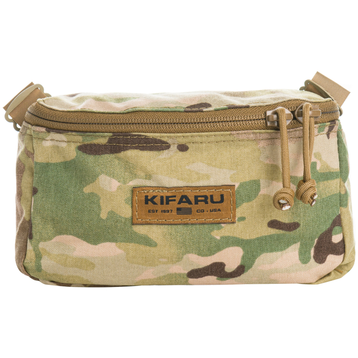 Small Belt Pouch Multicam