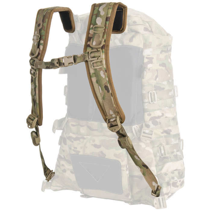Xray shoulder straps Multicam